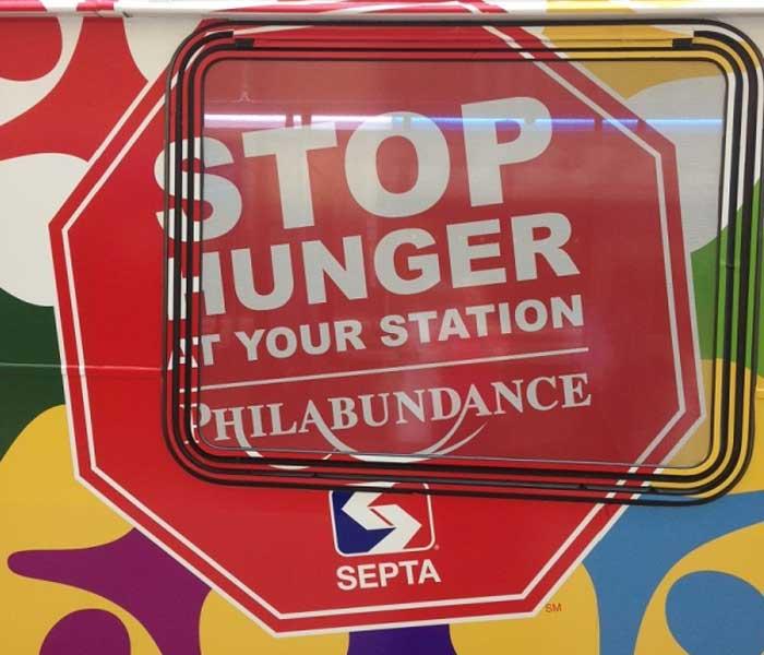 Stop hunger philabundance 2016