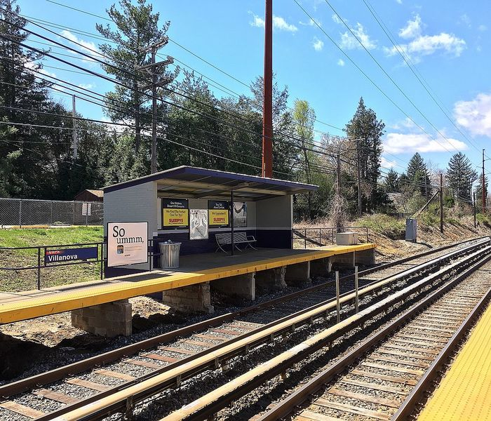 Villanova station