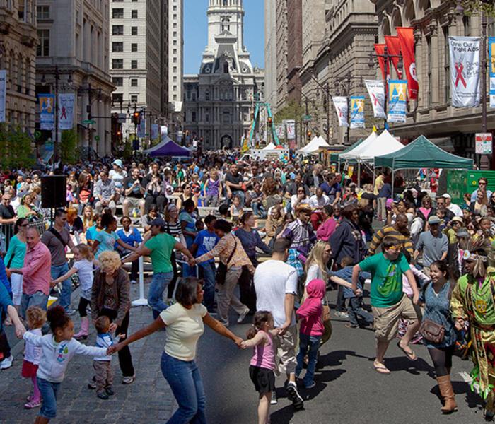 Pifa street fair 2018
