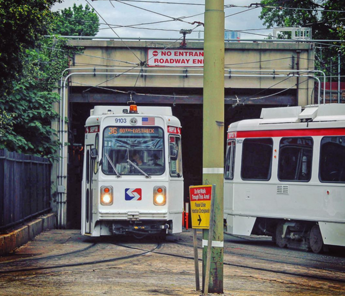 Route 36 trolley tunnel ig