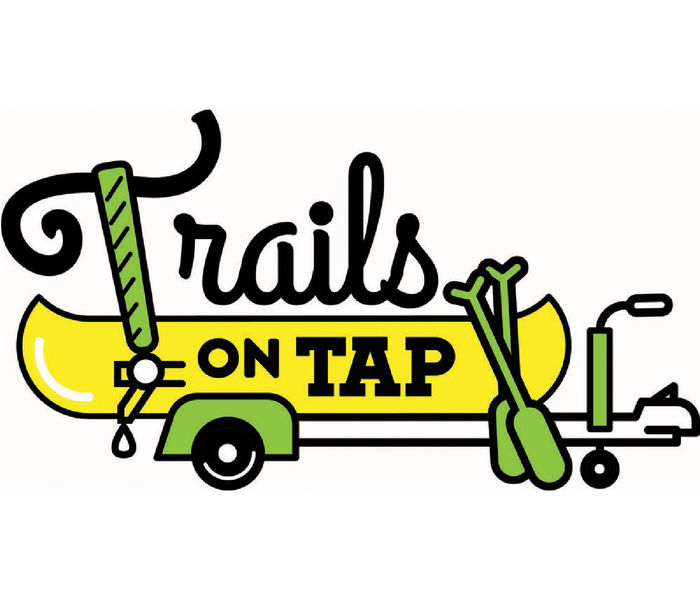 Trails on tap logo 1400x1200