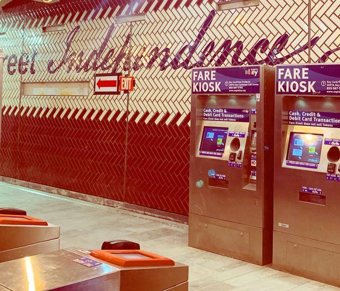 5th street kiosks