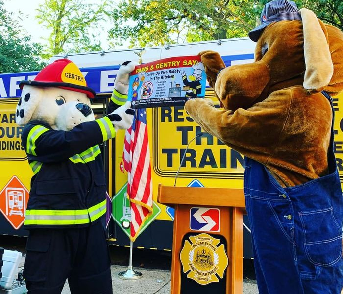 Fire prevention paws gentry 2020 ig fb