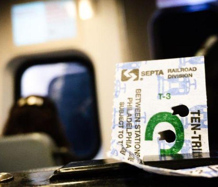 Ten trip ticket