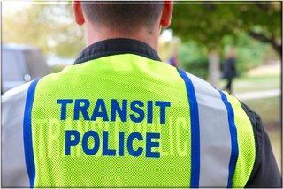 Transit police back