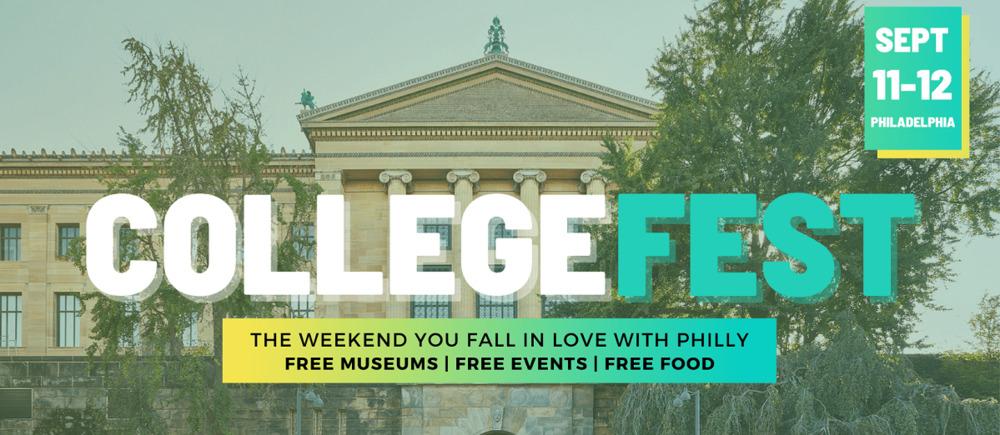 Collegefest twitter 2