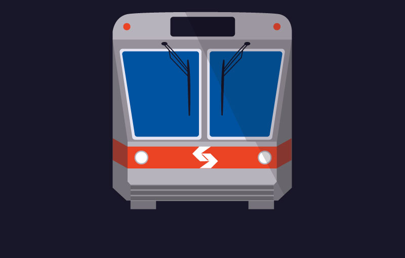 How to Ride - Norristown High Speed Line
