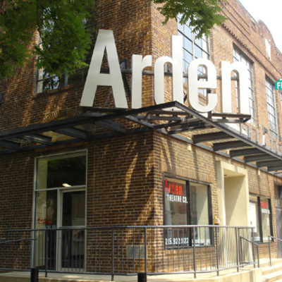 Arden theatre outside