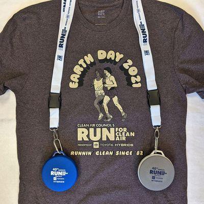 Run for clean air